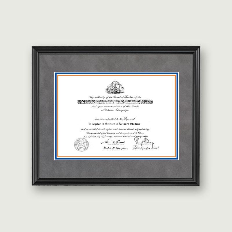 Alumni Artwork | Diploma Frame