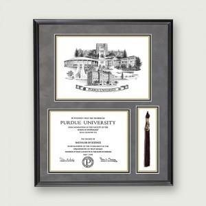 Purdue-Diploma-Tassel–Black